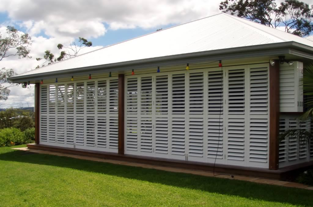 Outdoor Shutters Sunshine Coast Aluminium Shutters Amp Screens